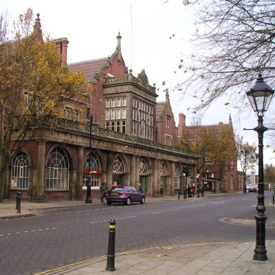 Stoke-on-Trent railway station
